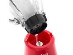 Liquidificador Super Chef Oster Vermelho - 1