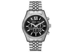 Relógio Michael Kors Feminino MK8602/1KN Prata Analógico - 0