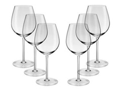 Kit Taças para Vinho Oxford Cristal Bordeaux 720 ml 6 unidades