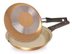 Omeleteira Fortaleza 22cm Artistic Gold - 1