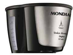 Cafeteira Elétrica Dolce Arome Digital 32 Xícaras Mondial - 1