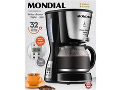 Cafeteira Elétrica Dolce Arome Digital 32 Xícaras Mondial - 3