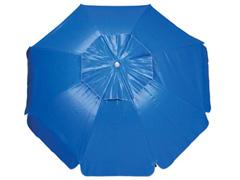 Guarda-Sol Alumínio MOR Bagum 2Metros Azul - 1