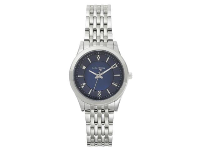 Relógio Nautica Feminino Aço - Napvnc008Ww