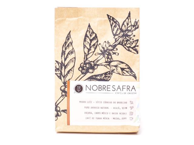 Café Nobre Safra  Torrado e Moído 250g