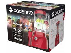 Liquidificador Cadence Robust Vermelho - 5
