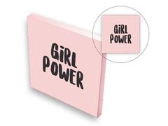 Quadro Decorativo Girl Power - 1
