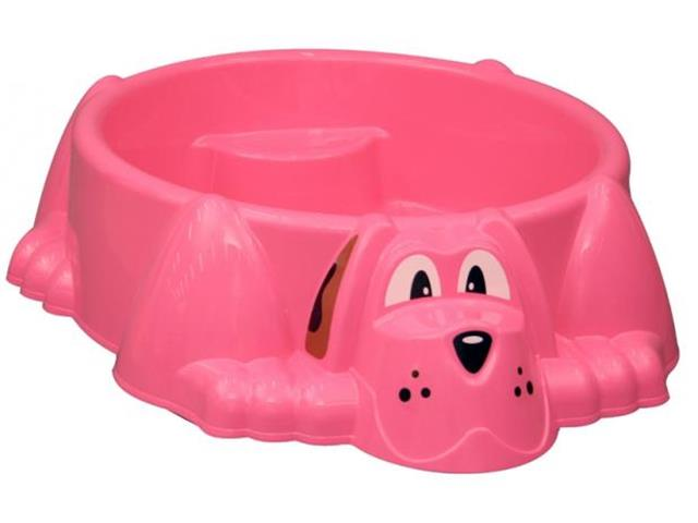 Assento tipo Piscina Tramontina Aquadog Rosa