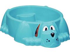 Assento tipo Piscina Tramontina Aquadog Azul - 0