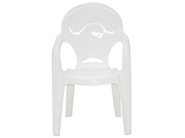 Cadeira Infantil Tramontina Tique Taque Branco