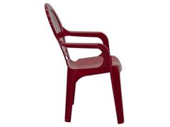Cadeira Infantil Tramontina Tique Taque Vermelha - 2