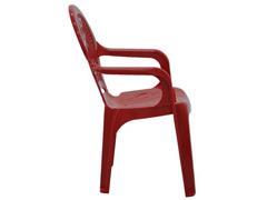 Cadeira Infantil Tramontina Estampada Catty  Vermelha - 2