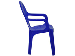 Cadeira Infantil Tramontina Estampada Catty Azul - 2
