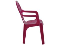 Cadeira Infantil Tramontina Estampada Catty Rosa 2 - 2