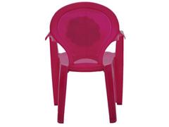 Cadeira Infantil Tramontina Catty Adesivo Rosa - 3