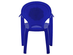 Cadeira Infantil Tramontina Catty Adesivo Azul - 3
