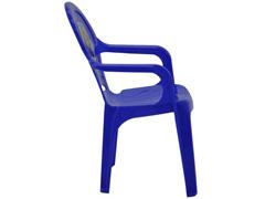 Cadeira Infantil Tramontina Catty Adesivo Azul - 2