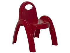 Cadeira Infantil Tramontina Popi Vermelha - 1