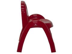 Cadeira Infantil Tramontina Popi Vermelha - 2