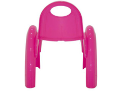 Cadeira Infantil Tramontina Popi Rosa - 3