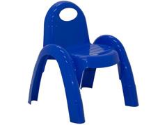 Cadeira Infantil Tramontina Popi Azul - 1