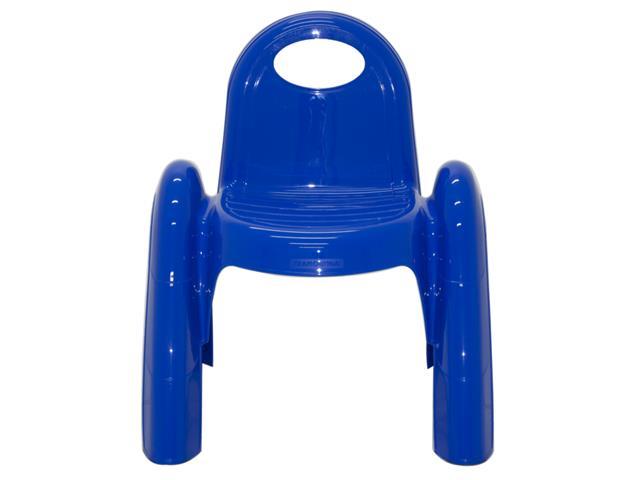 Cadeira Infantil Tramontina Popi Azul