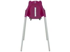 Cadeira Infantil Alta Tramontina Monster Rosa - 3