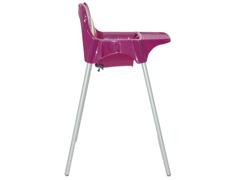 Cadeira Infantil Alta Tramontina Monster Rosa - 2