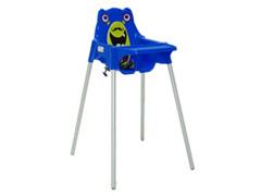 Cadeira Infantil Alta Tramontina Monster Azul - 1
