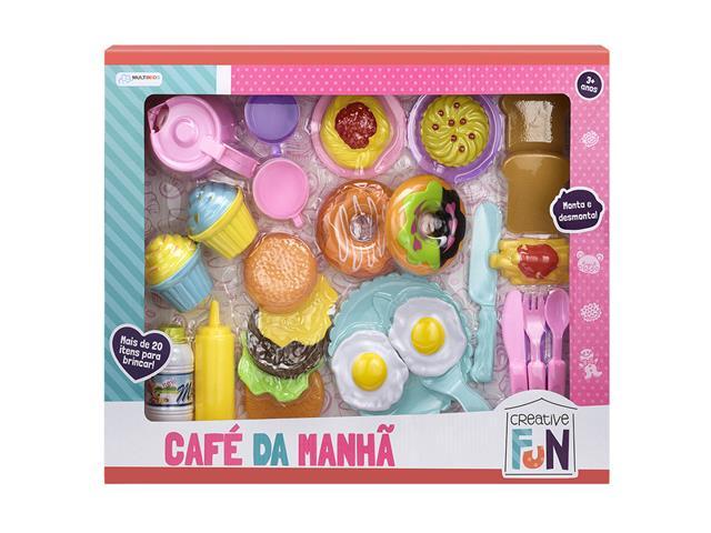 Café da Manhã Multikids Creative Fun
