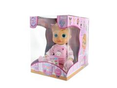 Boneca Baby Wow Analu Multikids Rosa - 6