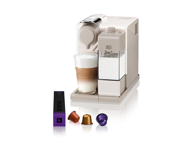 Cafeteira Nespresso Automática Lattissima Touch Facelift White
