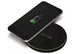 Carregador Multilaser Wireless Concept Pad sem Fio para Smartphone - 2