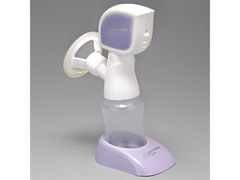 Bomba Extratora de Leite Elétrica Multikids Baby Bivolt - 0