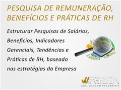Pesquisa de Remuneração, Benefícios e Práticas de RH - Wiabiliza - 1