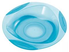 Prato Raso com Ventosas Multikids Azul - 1