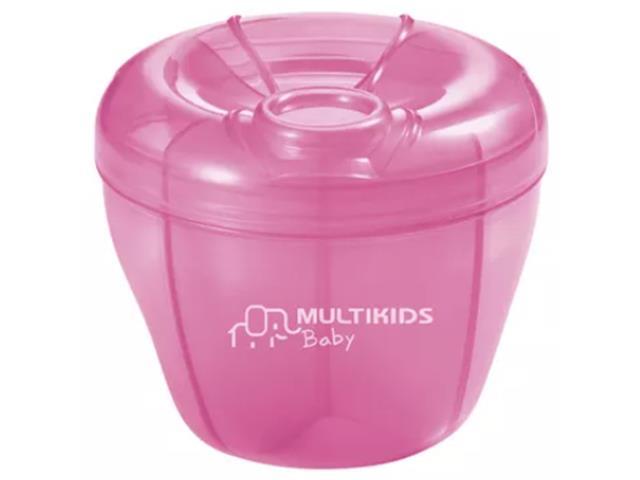 Dosador de Leite em Pó Multikids Baby Multikids Rosa