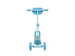 Patinete Infantil MOR Ursinho Azul com 3 Rodinhas - 3