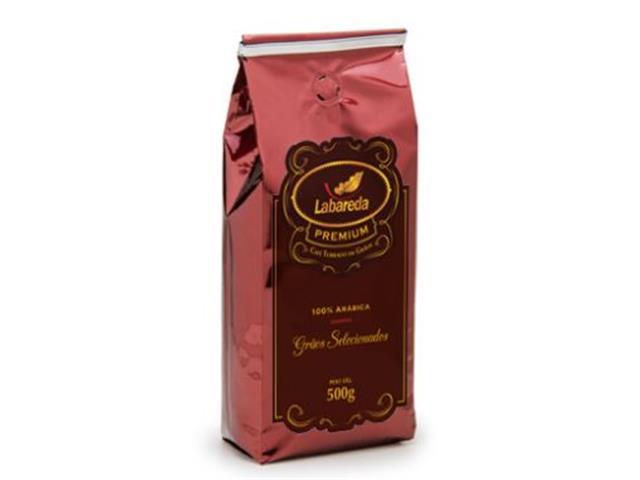 Café Premium Labareda em Grãos 1kg(12 unidades)