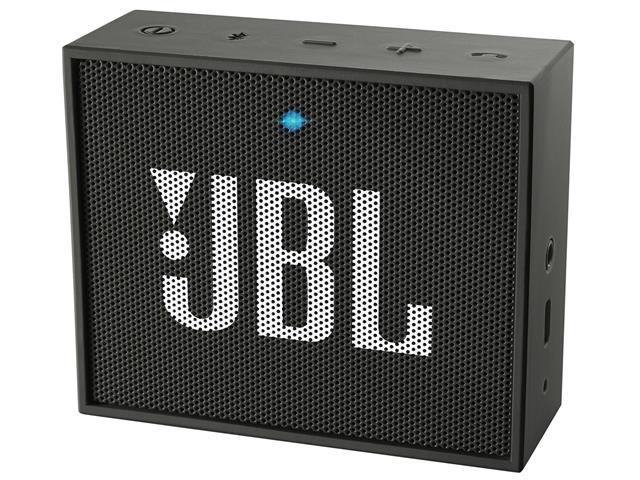 Caixa De Som Bluetooth JBL Go Preta