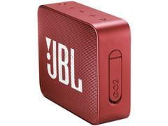 Caixa De Som Bluetooth JBL Go 2 Vermelha - 1