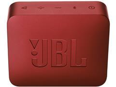 Caixa De Som Bluetooth JBL Go 2 Vermelha - 3