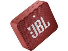 Caixa De Som Bluetooth JBL Go 2 Vermelha - 2