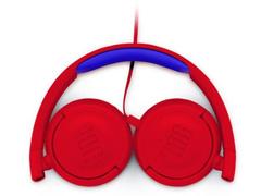 Fones de Ouvido Infantil JBL JR300 Supra-Auriculares Vermelho - 2