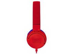 Fones de Ouvido Infantil JBL JR300 Supra-Auriculares Vermelho - 3