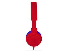 Fones de Ouvido Infantil JBL JR300 Supra-Auriculares Vermelho - 4
