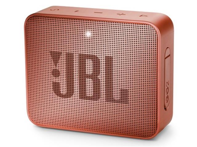 Caixa de Som Bluetooth JBL GO 2 Cinnamon