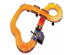 Autorama Pista Hot Wheels Multikids Track Set 3,80 M