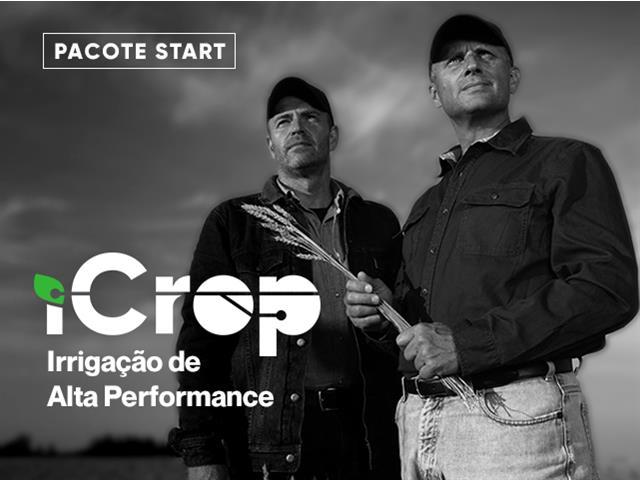 iCrop Irrigação de Alta Performance -  Pacote Start