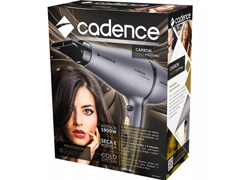 Secador Profissional Carbon Hair Pro Cadence Preto - 4